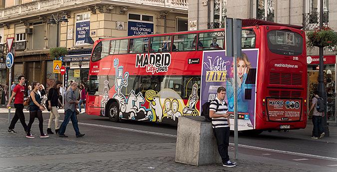 Madrid City Bus Tour - Xose Castro